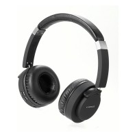 BTHP260 Bluetooth Over Ear Headphones with Telephone Function in Black
