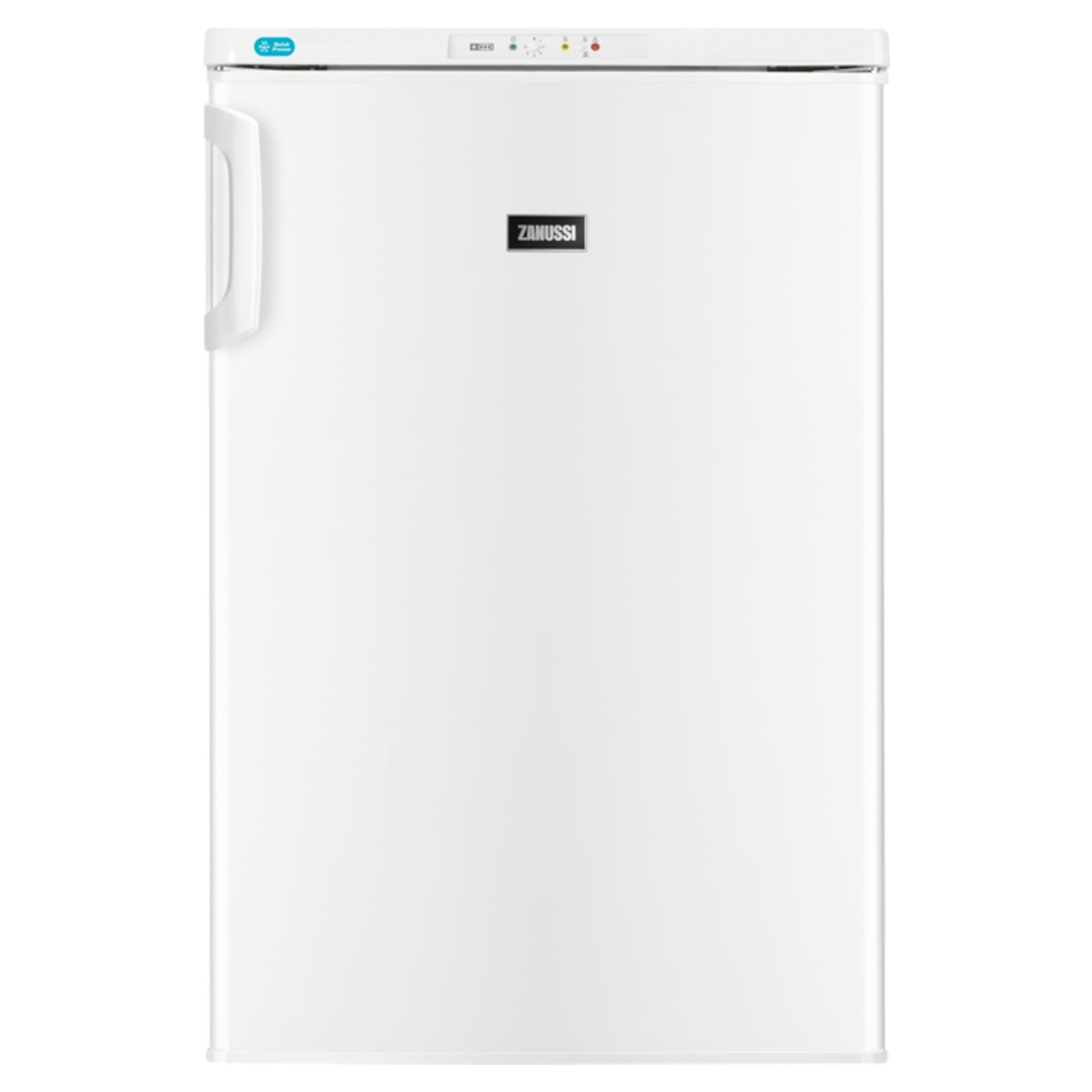 Zanussi Zft11112wv 92l Fast Freeze Freezer Hughes