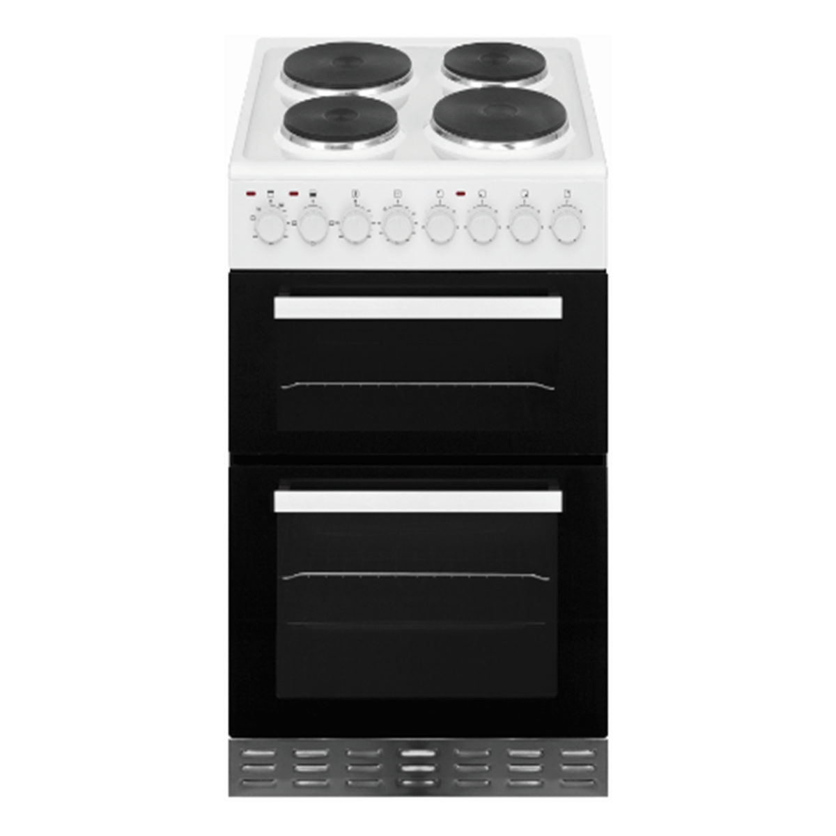 Simfer Sco52ew Electric Cooker With Hot Plate Hob Hughes