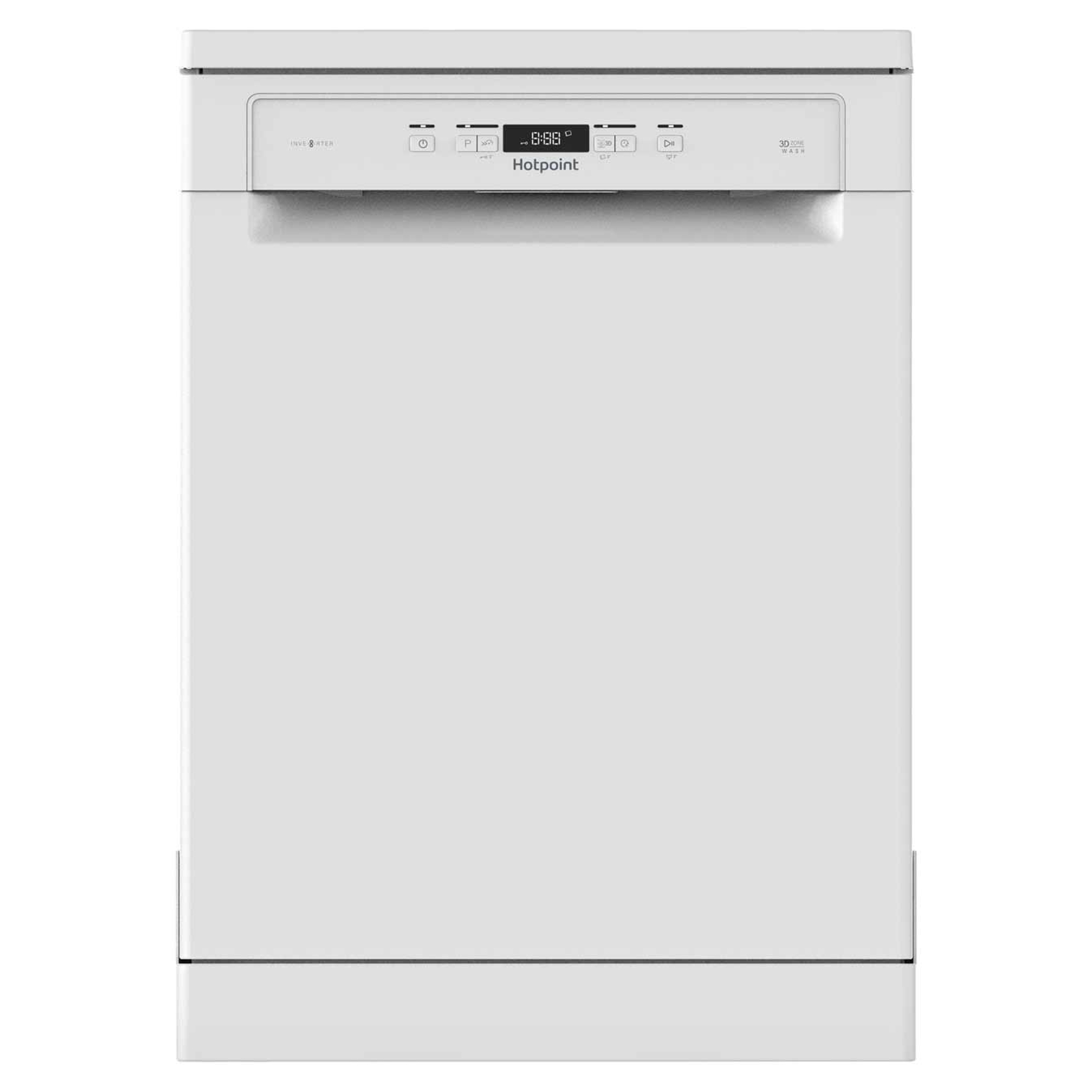 Hotpoint Hfo3c23wf 14 Place Setting Dishwasher Hughes