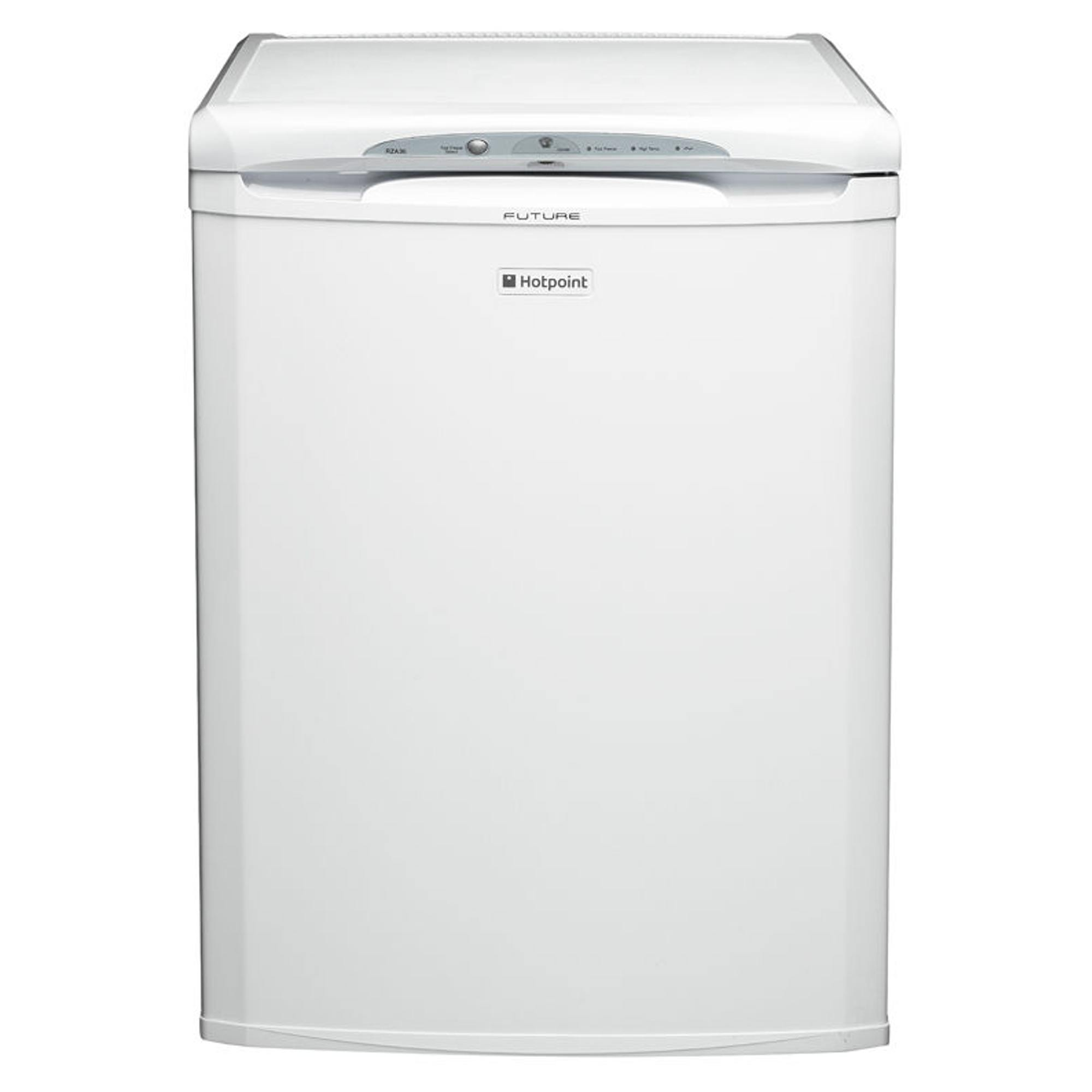 Hotpoint Rza36p 1 1 Freezer With 90l Capacity And A