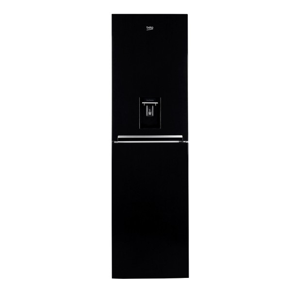 Compare cheap offers & prices of Beko CFG1582DB Fridge Freezer with 261L Capacity and Energy Rating in Black manufactured by Beko