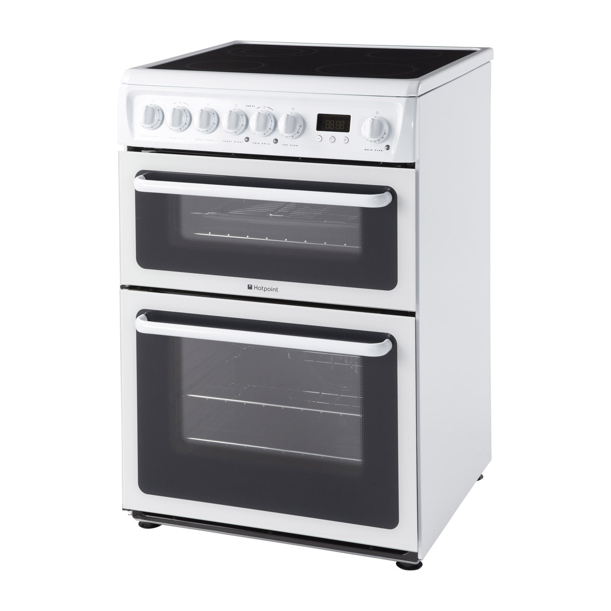 Hotpoint HAE60PS Electric Cooker with Ceramic Hob