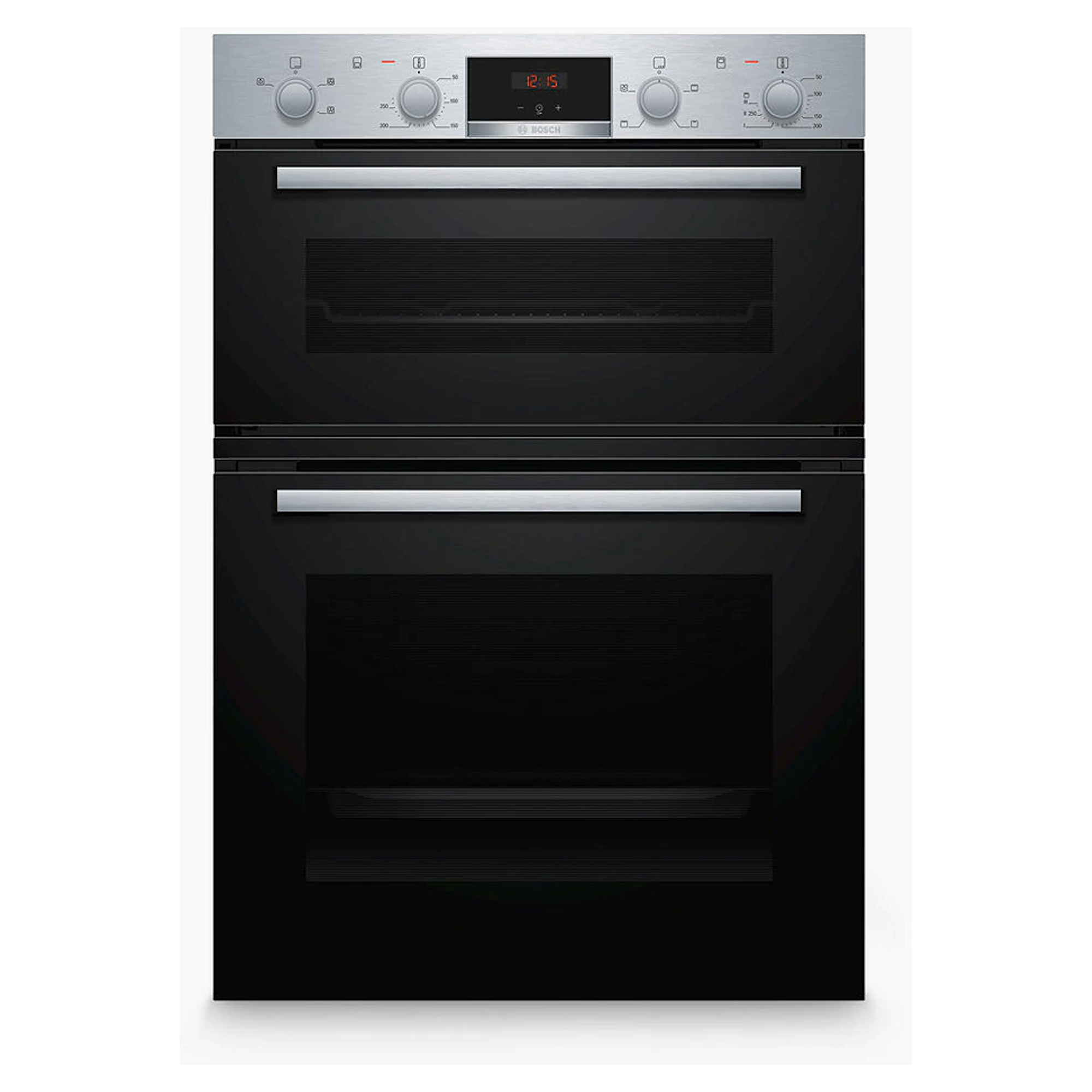Bosch Mha133br0b Built In Double Electric Oven Hughes