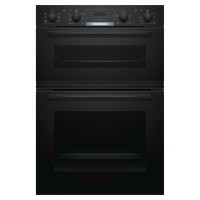 Serie 4 MBS533BB0B Built-In Electric Double Oven