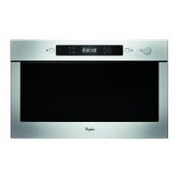 WHIRLPOOL AMW423/IX 22 litres Integrated,700-799W,Stainless