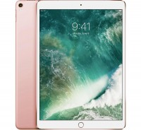 "Image of APPLE 10.5"" iPad Pro - 64 GB, Rose Gold (2017), Gold"