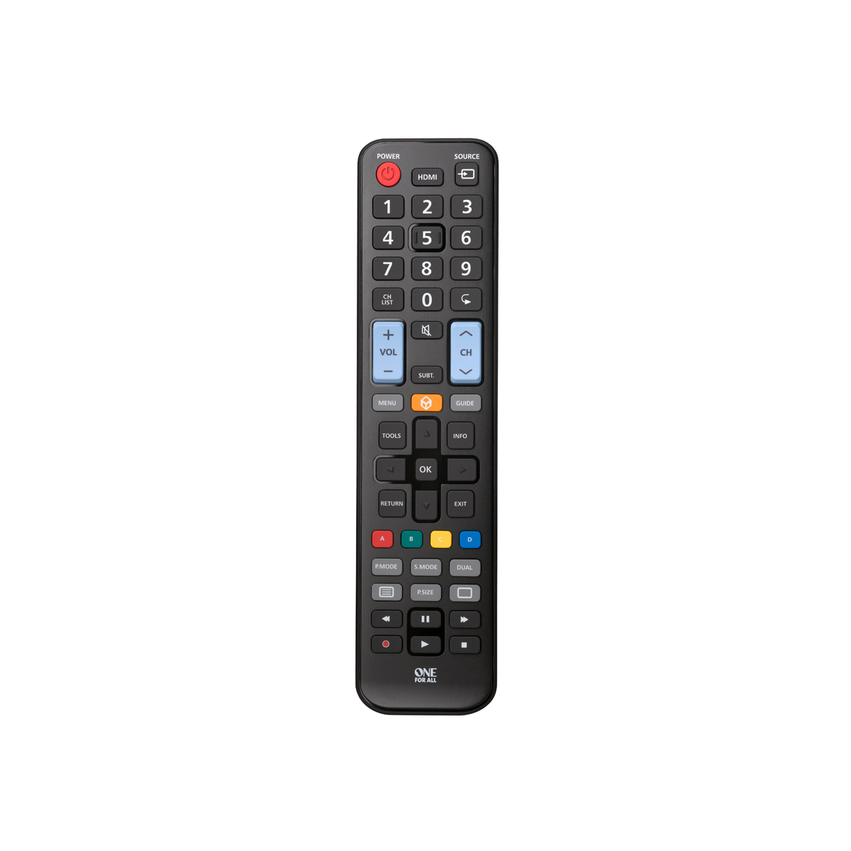 One For All Remote Control For All Samsung Tv S Hughes