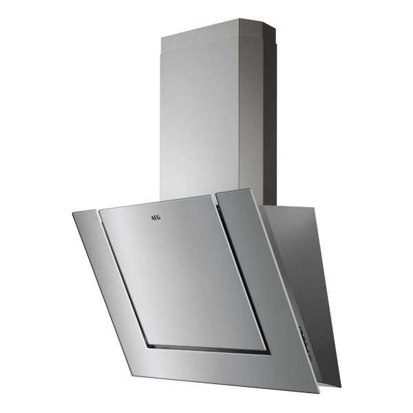 Compare prices for AEG DVB3850M 80cm Chimney Cooker Hood with 3 Speed Settings in Stainless Steel