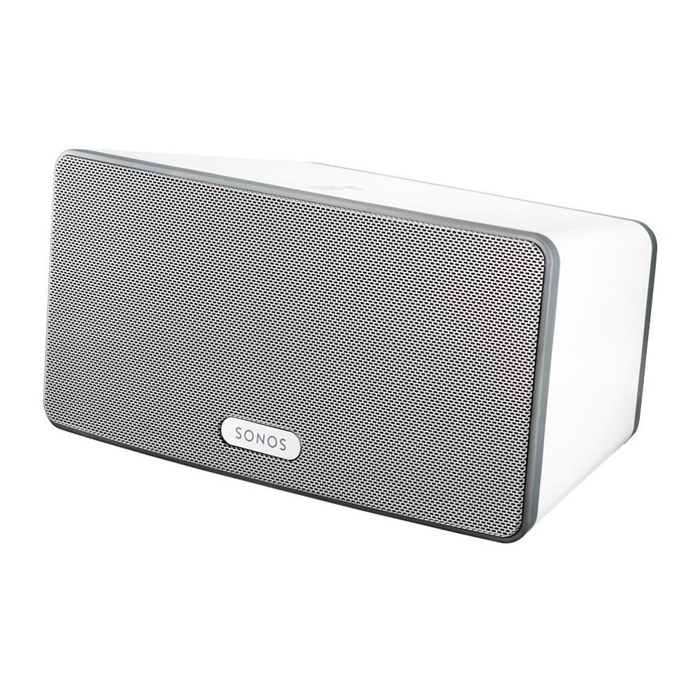 REFURBISHED Sonos Play 3 Wireless Multi-Room Audio Speaker in White