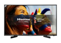 "H39N2600UK 39"" Full HD LCD Smart TV in Black"
