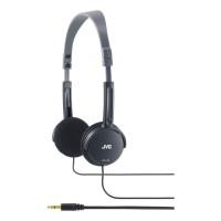 HA-L50-B Lightweight On-Ear Headphones in Black