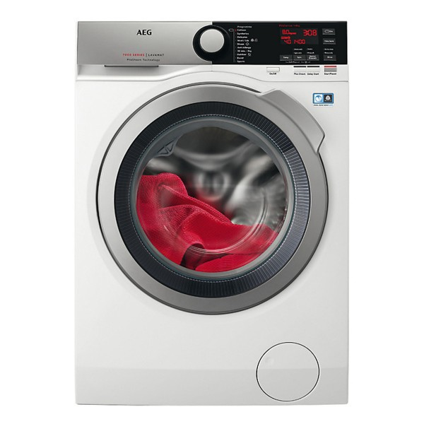 Compare prices for AEG L7FEE865R Free Standing Washing Machine with 8kg Load Capacity in White