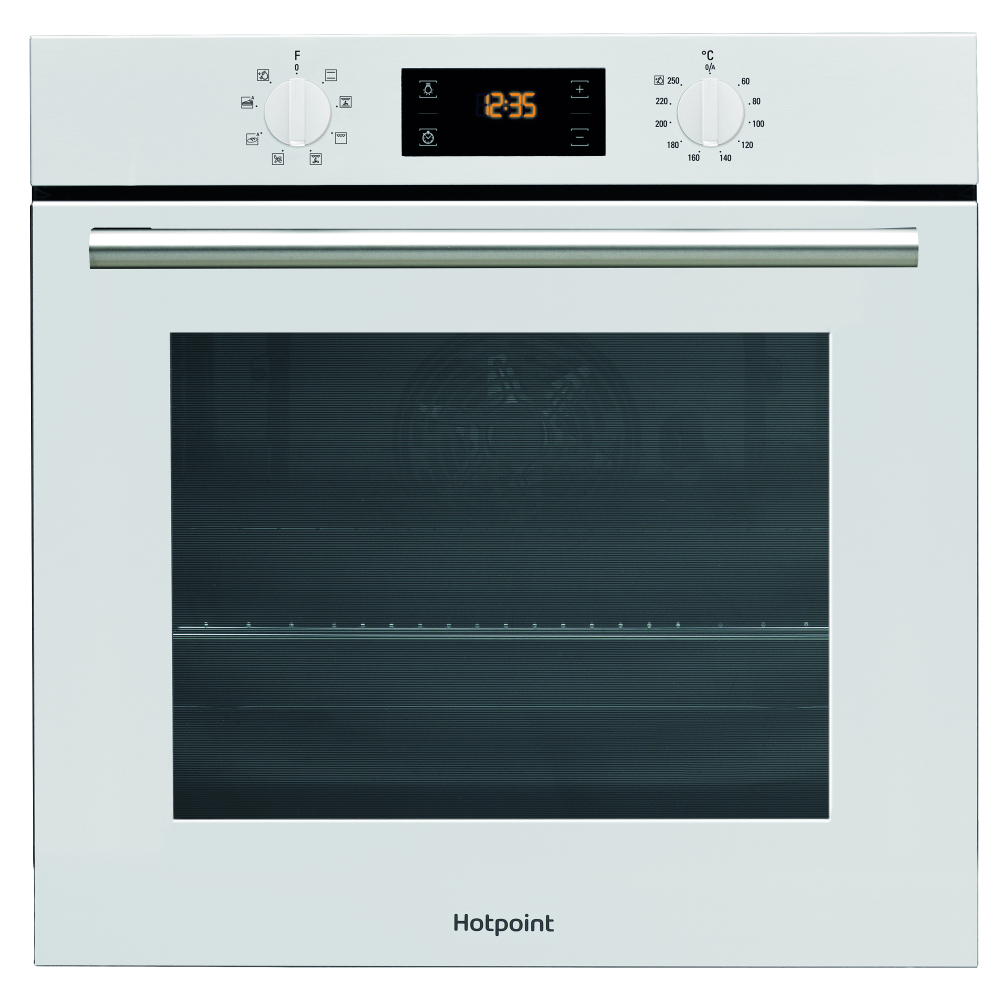 Hotpoint Sa2540hwh 66l Built In Electric Single Oven Hughes