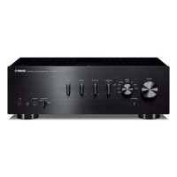 AS301BLB Stereo Amplifier with DAC and 120W Power Output in Black