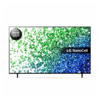 LG 75NANO806PA 75 inch 4K UHD HDR Smart NanoCell TV (2021 Model) with Fast Quad Core Processor 4K, AI Sound, Freeview Play, Prime Video, Netflix, Disney+
