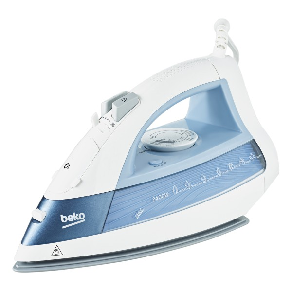 Compare cheap offers & prices of Beko SIM6124B Steam Iron 2400w with Self Cleaning Function Ceramic Sole Plate manufactured by Beko