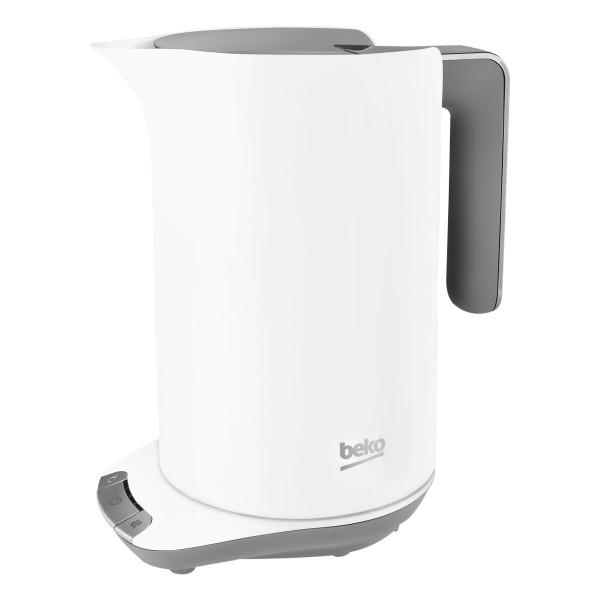 Compare cheap offers & prices of Beko WKD6306W Temperature Control Kettle with 1.6L Capacity 3000W in White manufactured by Beko