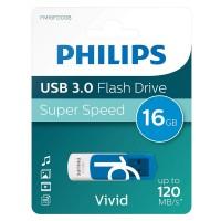 FM16FD00B-10 16GB USB 3.0 Swivel Flash Drive