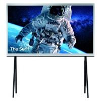 "The Serif QE43LS01RAUX 43"" 4K QLED TV - White"
