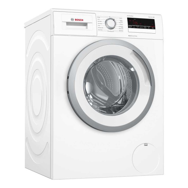 Compare prices for Bosch WAN28201GB 8KG Washing Machine with 1400RPM in White