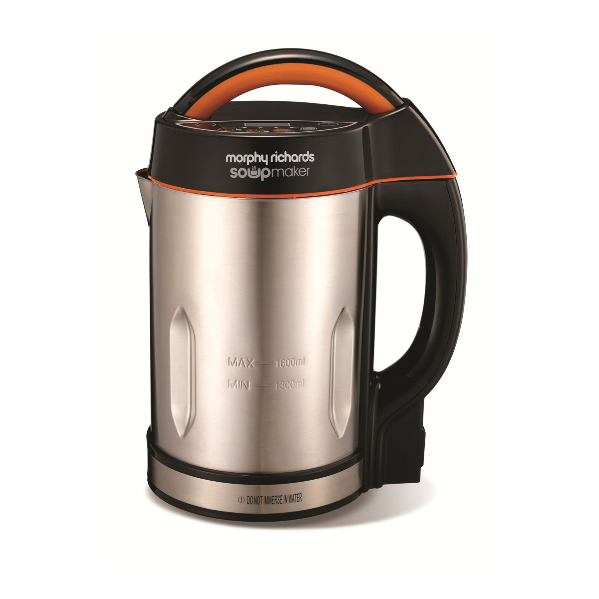 Morphy Richards 48822 Soup Maker 1.6L 4 Functions in Stainless ...