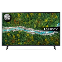 Televisions LG 43UP77006LB