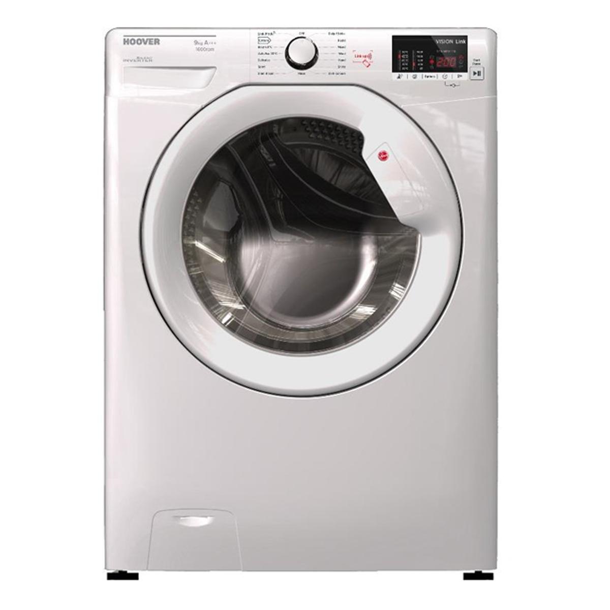 Hoover Hl1482d3 8kg 1400rpm Washing Machine White Hughes