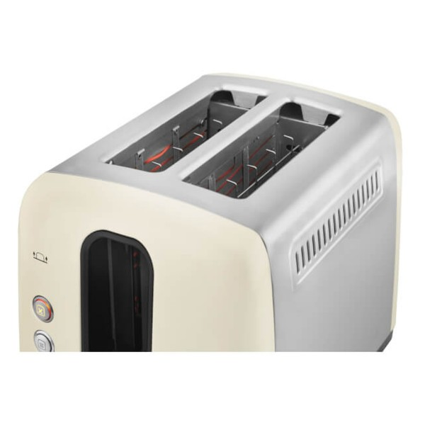 Compare cheap offers & prices of Beko TAM7201C Traditional 2 Slice Toaster in Cream with Defrost Reheat and Cancel Functions manufactured by Beko