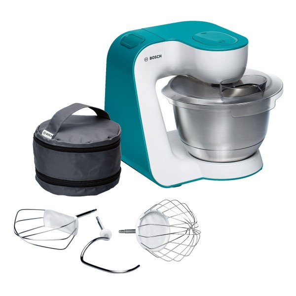 Compare cheap offers & prices of Bosch MUM54D00GB Food Mixer with 900 Watt Power and 7 Speeds in White manufactured by Bosch