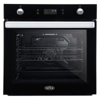 BI602MFPYBLK 70L Built-In Electric Single Oven
