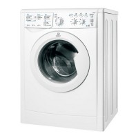 Indesit Ecotime IWDC 6125 Washer Dryer - White