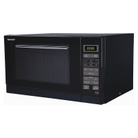 R372KM Solo 25L Touch Control Microwave