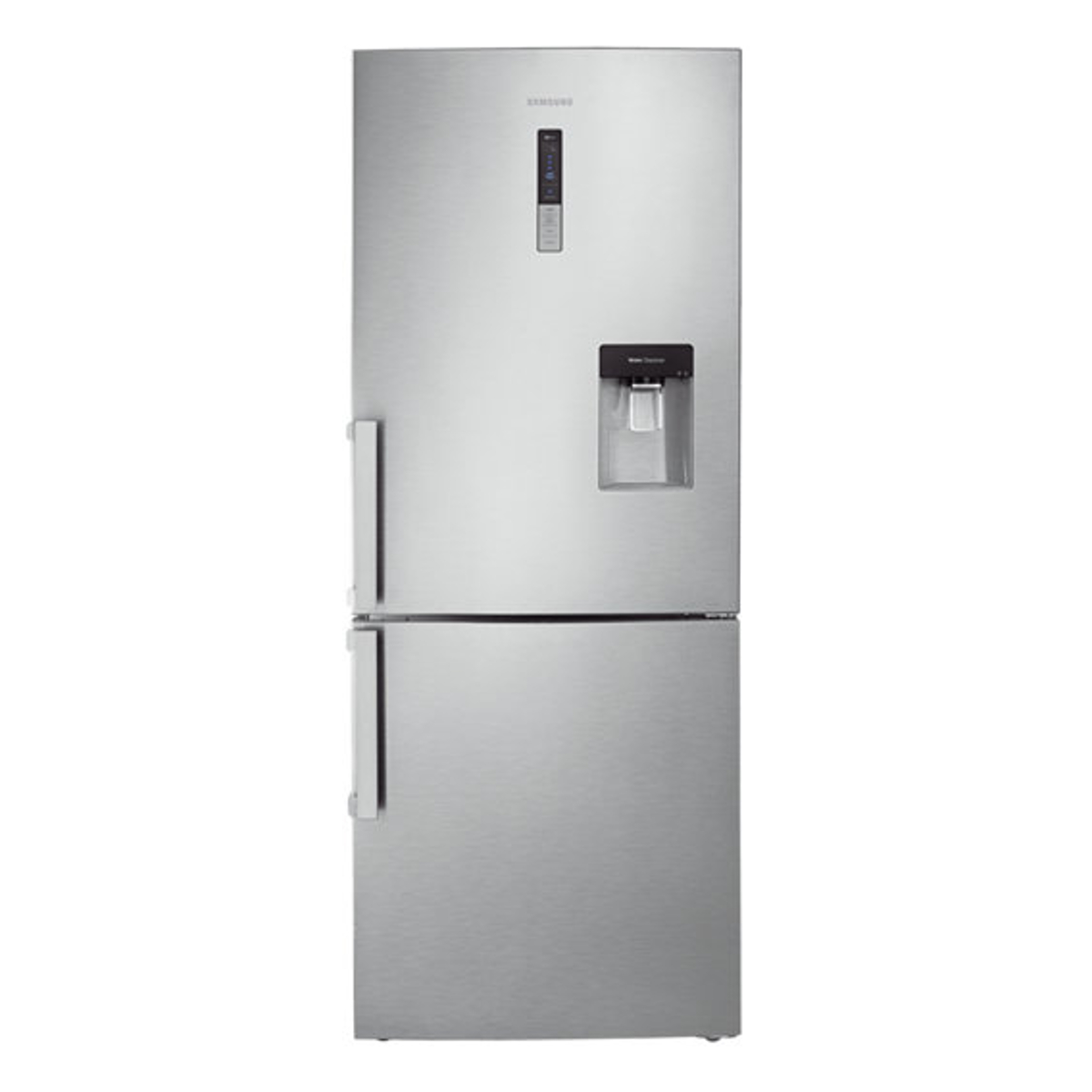 Samsung Rl4362fbasl Fridge Freezer With Water Dispenser
