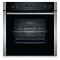 Household & Kitchen N50 Slide and Hide B5AVM7HH0B Built-In Electric Single Oven