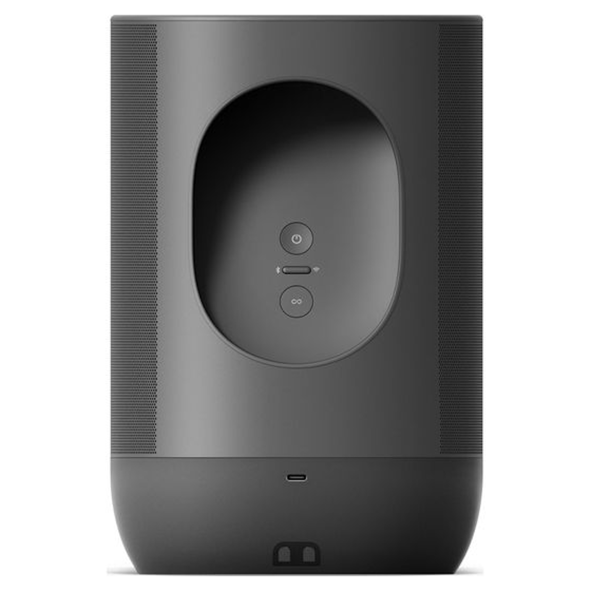Sonos Move Smart Speaker with Voice Control - Black