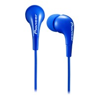 SECL502 Fully-Enclosed Dynamic In-Ear Headphones in Blue