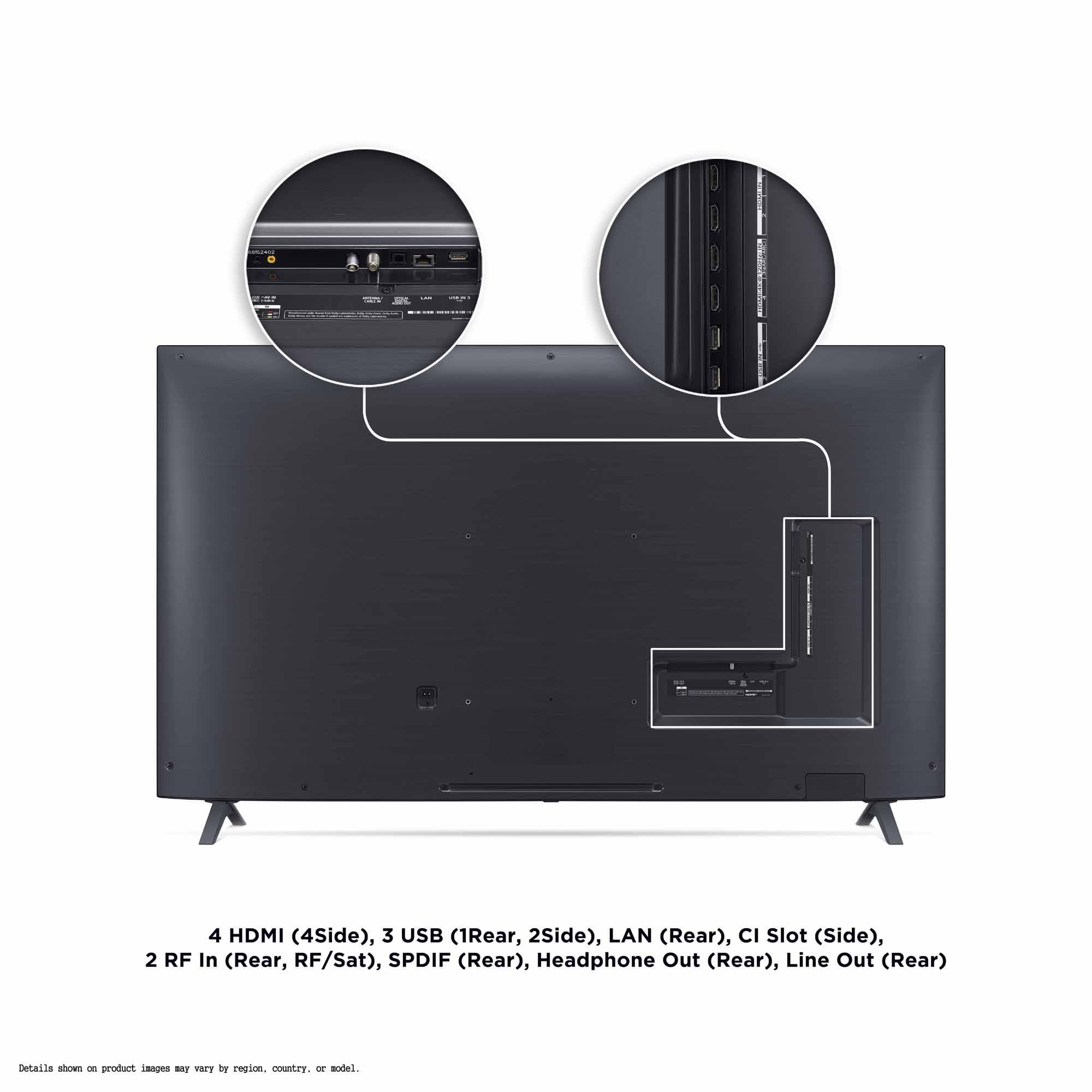 Lg 65nano906na 65 Quot 4k Ultra Hd Nanocell Smart Tv Hughes