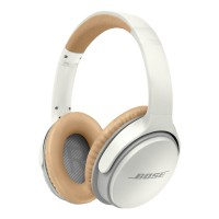 BOS-S-LINK-AE-WH SoundLink Bluetooth Wireless Around Ear Headphones in White