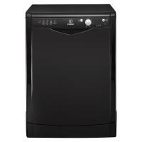 INDESIT DFG15B1K Full-size Dishwasher - Black