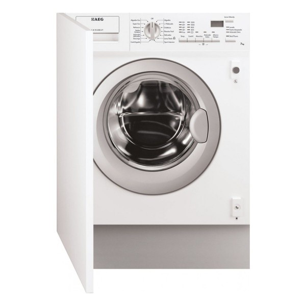 Compare cheap offers & prices of AEG L61470BI integrated Washing Machine 7kg Load 1400rpm Energy Rating in White manufactured by AEG