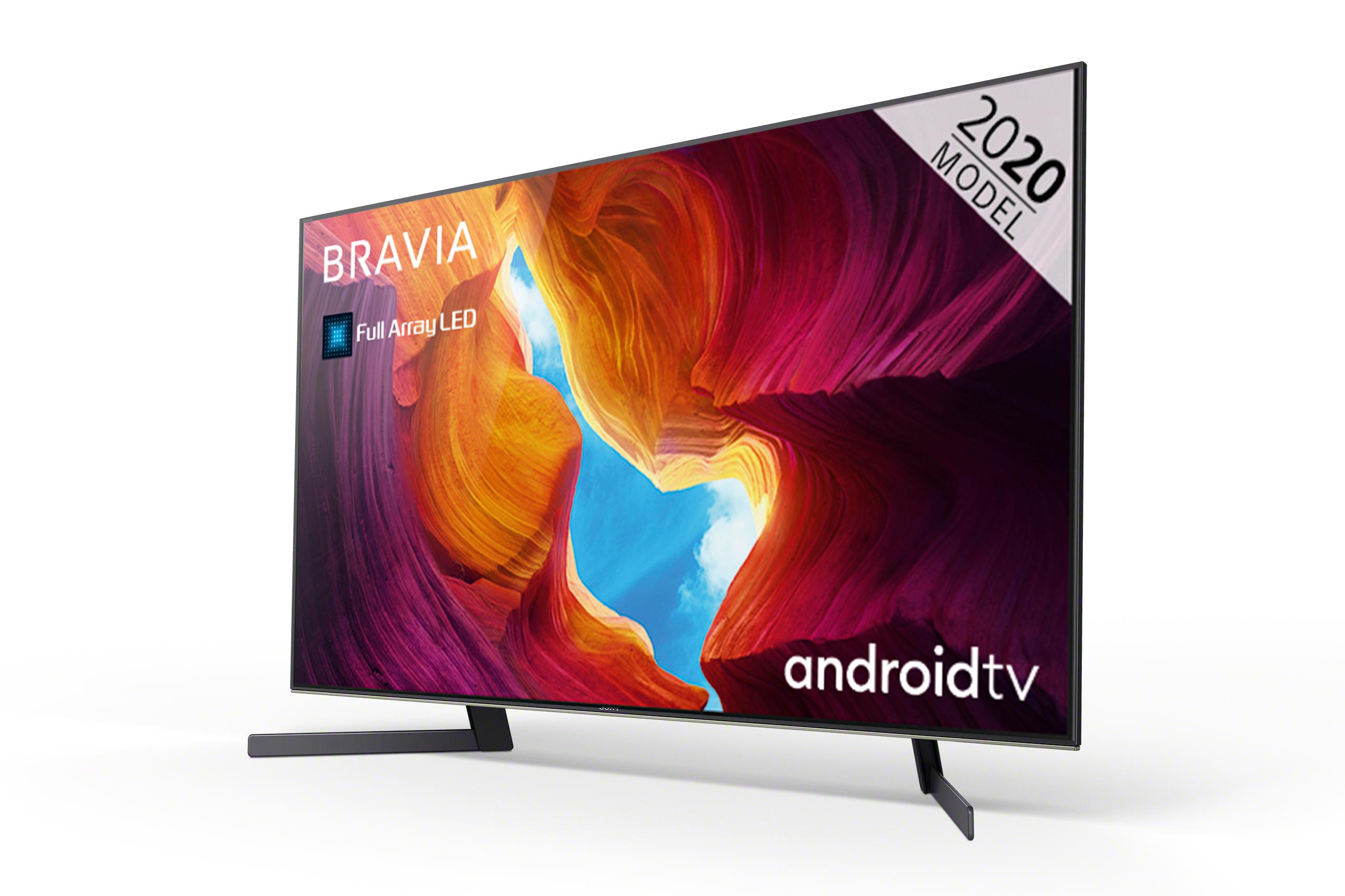 "Sony Bravia KD49XH9505BU 49"" Full Array LED 4K HDR Android TV"